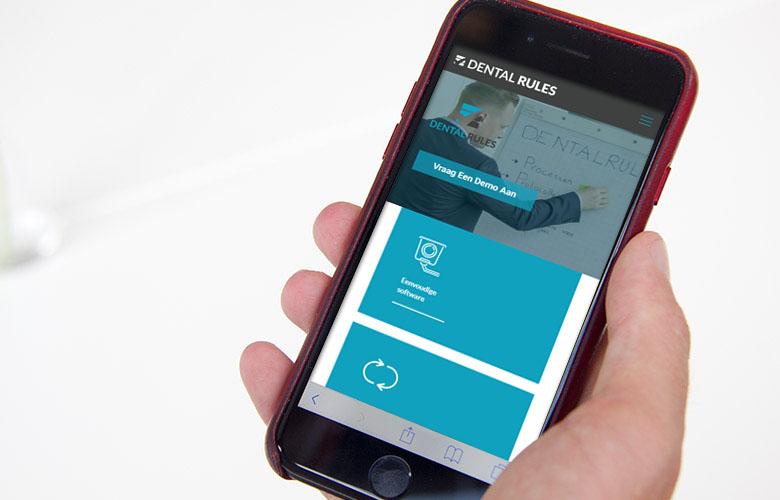 mobile responsive DentalRules