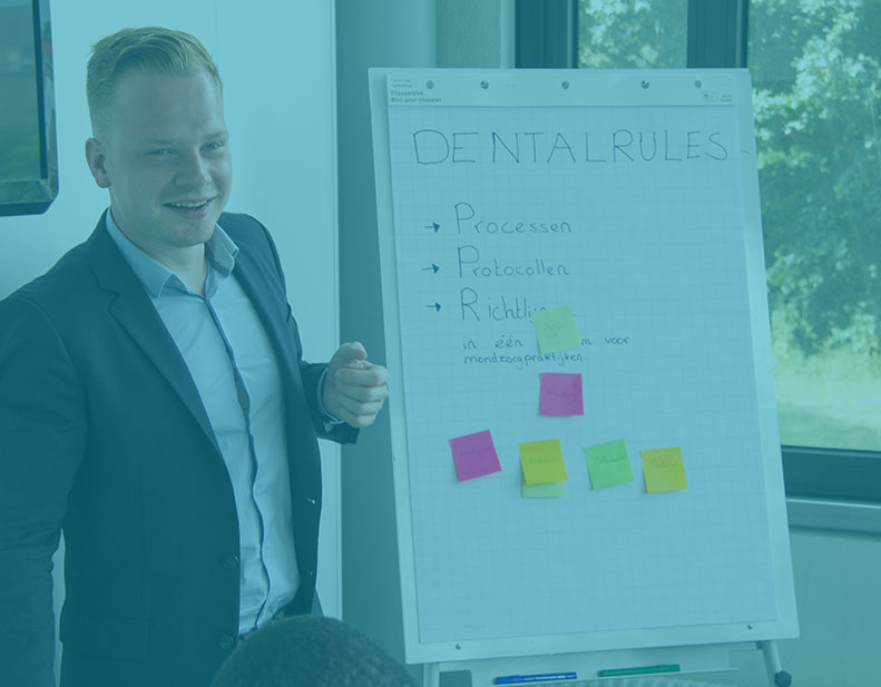 DentalRules als spreker bij Medisch Ondernemen Live